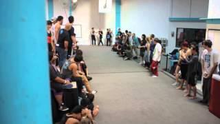World record breaking front flip!