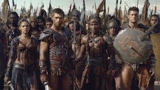 Финальная битва - ( Спартака война проклятых )