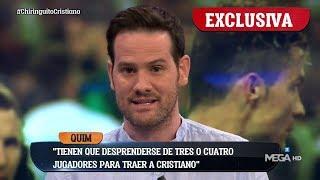 Quim Domènech: Hay DUDAS en la Juventus sobre la VIABILIDAD ECONÓMICA del FICHAJE de Cristiano