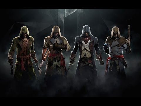 Trespassing - Assassin's creed [GMV]