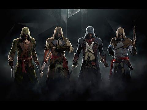 Trespassing - Assassin's creed [GMV]