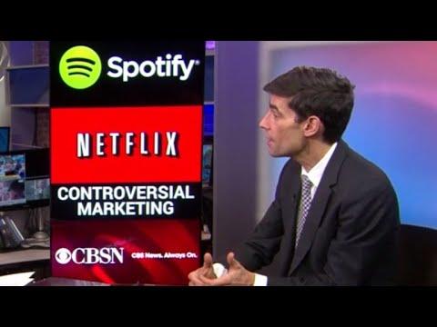 Netflix, Spotify data-driven ads raise questions