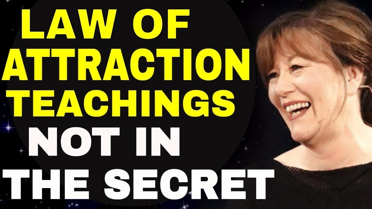 most powerful law of attraction teachings not in the