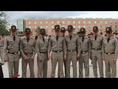 "Texas A&M Corps of Cadets Company ""Spider"" D-1 Spring 2017 Recruiting Video"