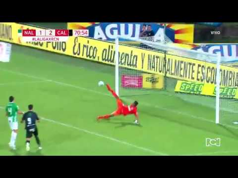 Nacional 1-2 Cali: gol Juan Ignacio dinenno I Deportes RCN
