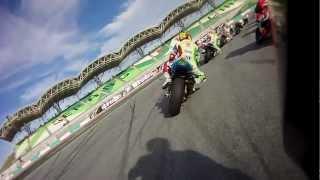 MSS at Sepang, MotoGP support 22 Oct. 2012, Race 2