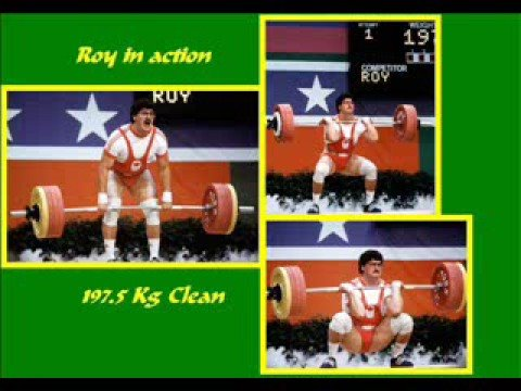 Weightlifting At The 1984 Summer Olympics