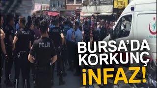 Bursa'da Bir GSM Bayiinde Kanlı İnfaz!