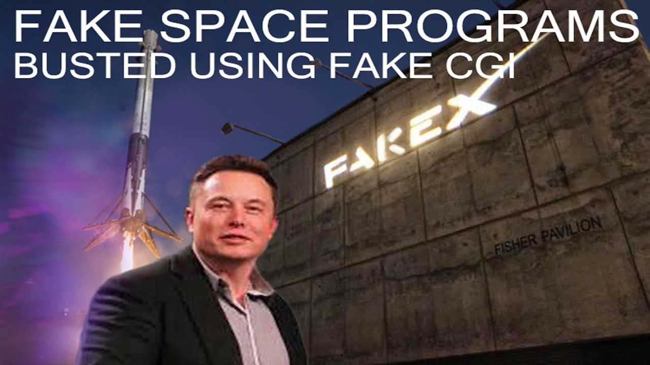 Fake Space Programs Exposed!
