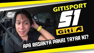 GitiSport S1 Pakai ni lah baru best layan corner | Cardock EvoMalaysia.com