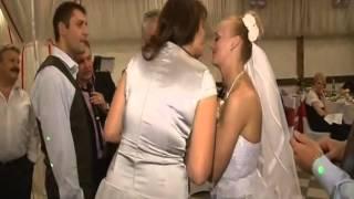 Фрагменты свадьбы Обнинск 20015г Мп 4