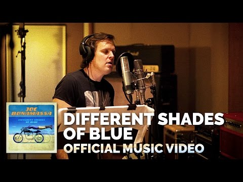 "Watch ""Joe Bonamassa - ""Different Shades Of Blue"" - Official Music Video"" on YouTube"