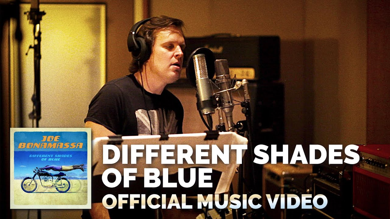 "Joe Bonamassa - ""Different Shades Of Blue"" - Official Music Video"
