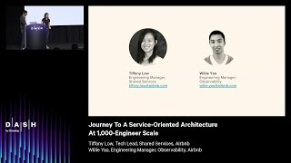 Gambar cover Airbnb's Journey To A Service-Oriented Architecture At 1,000-Engineer Scale
