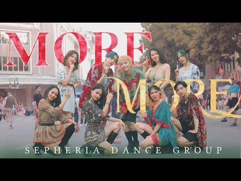 [KPOP IN PUBLIC] TWICE(트와이스) - MORE & MORE | Dance Cover By SEPHERIA Dance Group FROM VIETNAM