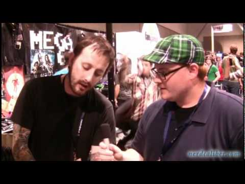 PAX East 2011: Geoff Ramsey of Red vs. Blue (Roosterteeth)