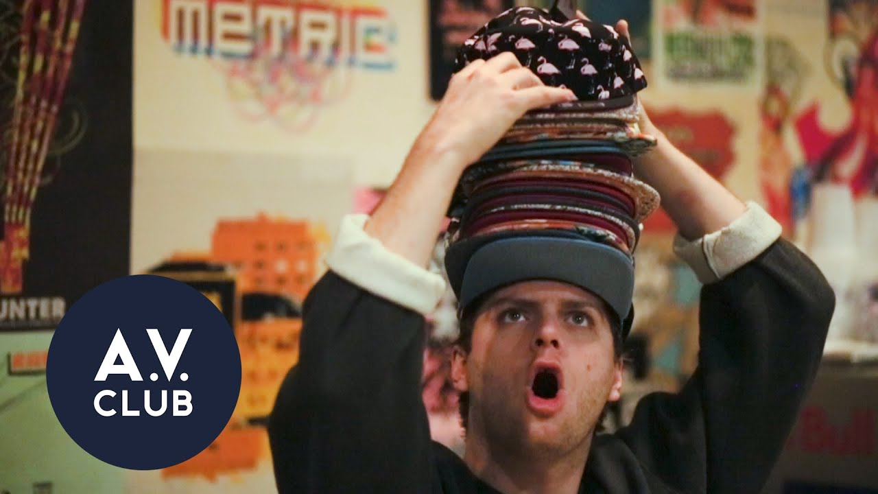 Watch Mac DeMarco try on too many hats in our new video ...