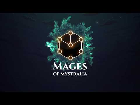 Mages of Mystralia - Gameplay Trailer