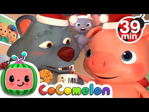 We Wish You a Merry Christmas | +More Nursery Rhymes & Kids Songs - CoCoMelon