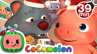 We Wish You A Merry Christmas + More Nursery Rhymes & Kids Songs - Cocomelon