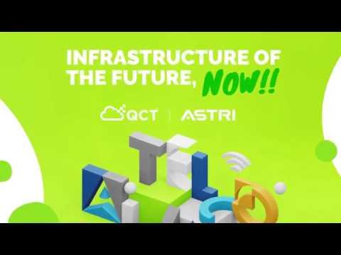 5G Core Transforms Network with QCT Optimized NFVI | ASTRI | Alex Mui