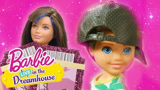 Um Duelo no Passeio | Barbie LIVE! In The Dreamhouse | Barbie