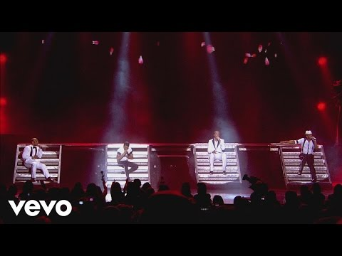 JLS - Crazy for You (Only Tonight: Live In London)