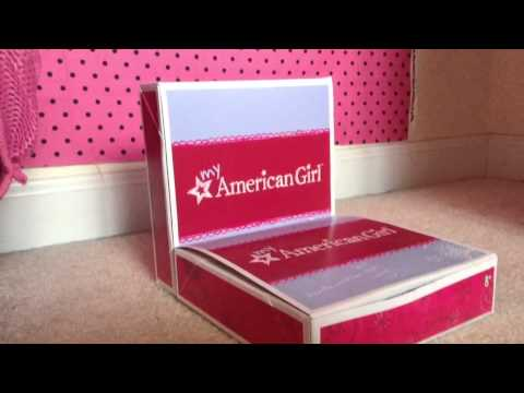 How To Make An American Girl Doll Chair.