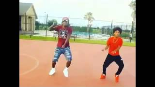 Juju on that beat dance challenge