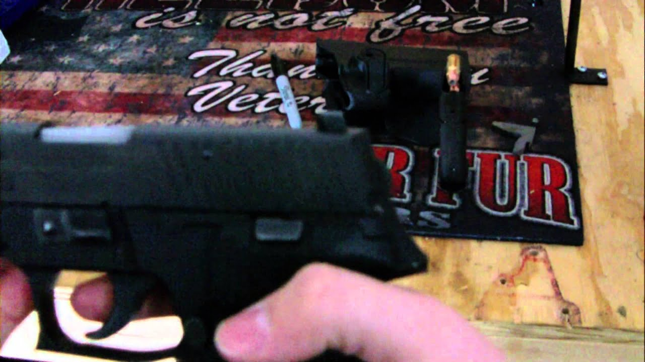 Sig P226 357 Sig Accuracy And Review