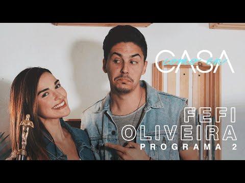 Como En CASA / Entrevista Fefi Oliveira / Programa 2