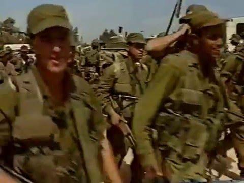 מסע וטקס השבעה גבעתי מרץ 92