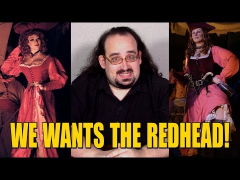 Pirates Of The Caribbean: We Wants The Redhead! - STATE OF THE PARKS