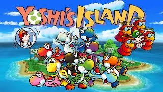 Gameplay Yohis´s Island (Game Boy Advance)