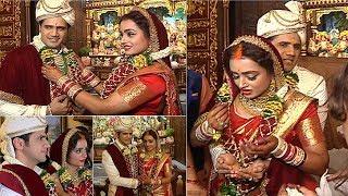 YRKKH Actress Parul Chauhan Wedding Full HD