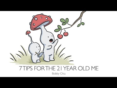 7 Tips for the 21 Year Old Me