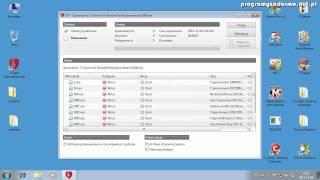G-DATA InternetSecurity 2012 22.0 - test skanera na żądanie.