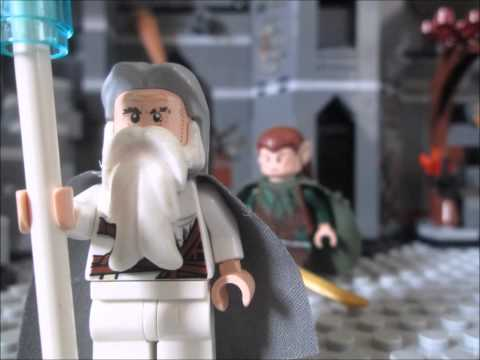 Lego The Hobbit: The Battle of the Five Armies - Official Main Trailer (HD)