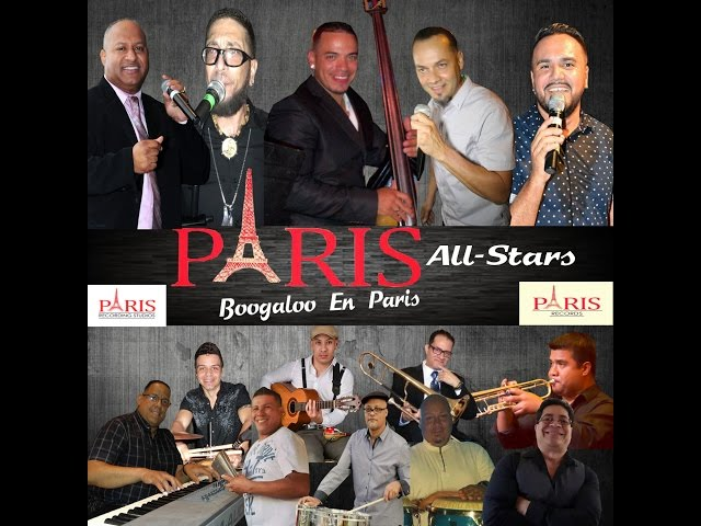 Boogaloo en Paris - Paris Studio All-Stars