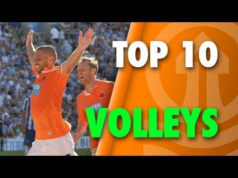 Top 10 - Volleys
