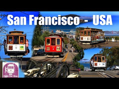 THE CABLE CAR SYSTEM OF SAN FRANCISCO  (2016)