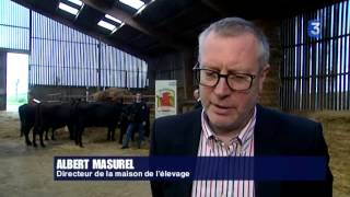 SIA 2015 : Présentation officielle de Filouse au salon de l'agriculture