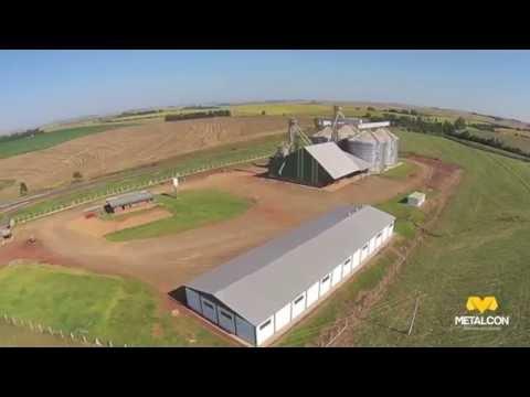 Tombadores de Grãos - Marasca Comércio de Cereais Ltda