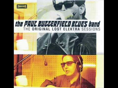 Nut Popper #1 - The Paul Butterfield Blues Band