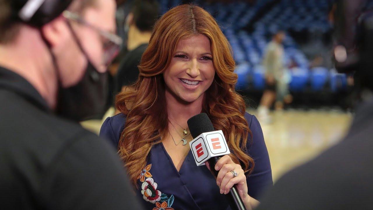 ESPN taking Rachel Nichols off its NBA programming