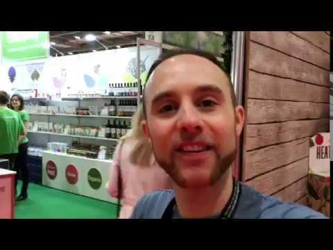 Natural & Organic Products Show London 2017