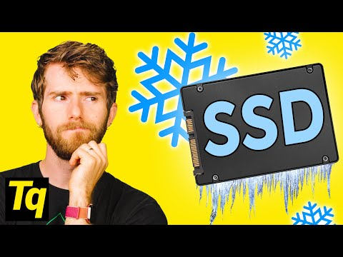 Is COOLING Your SSD A MISTAKE?