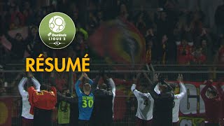 Nîmes Olympique - RC Lens (0-1)  - Résumé - (NIMES - RCL) / 2017-18