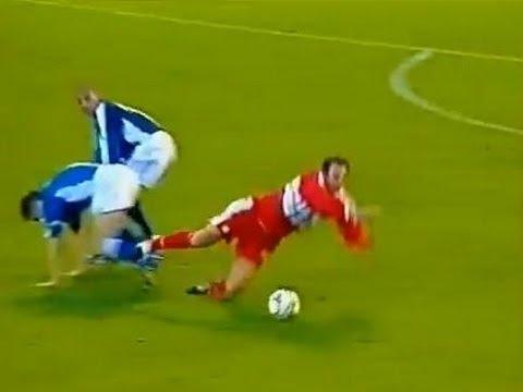 Ipswich Town v Middlesbrough 2000-01 MARK VENUS GOAL