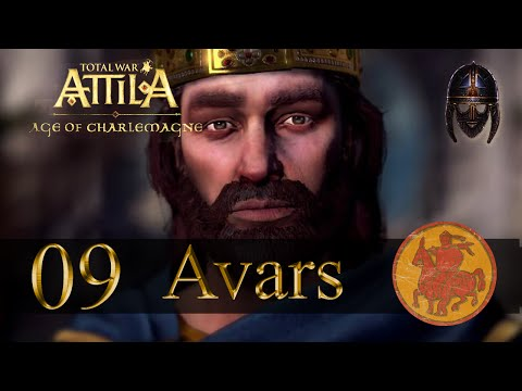 Total War Attila :; Age of Charlemagne (Avars) : Part 9 - Sorry to see you go